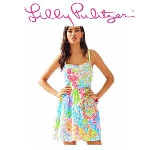 Lilly Pulitzer Ardleigh Dress in Lovers Co…